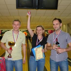 Команда РА OMI заняла первое место в очередном отборочном турнире по боулингу