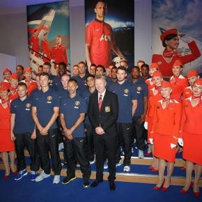 О спонсорском контракте между «Аэрофлотом» и «Манчестер Юнайтед»