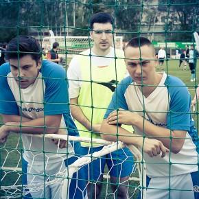 Media League  — чемпионат по мини-футболу