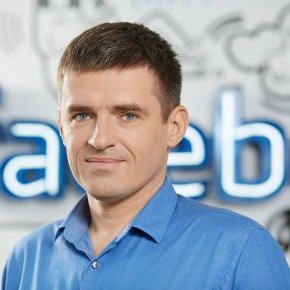 В Facebook новый директор по Восточной Европе