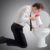Funny-man-souting-with-speaker-in-toilet