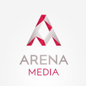 Новая айдентика Arena Media