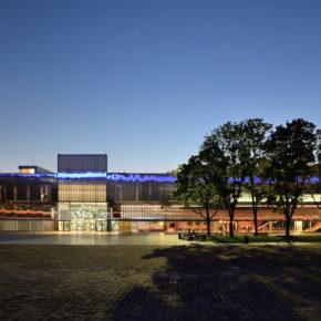Музей «Гараж» в 2017 году