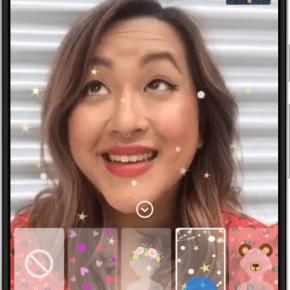 Facebook Messenger запускает новые функции видеочата