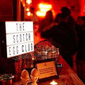 Премьера от клубного движения Scotch Egg Club