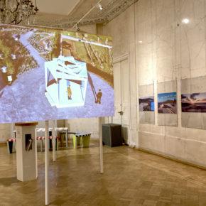 Последняя недели работы выставки «Общественная архитектура – будущее Европы»